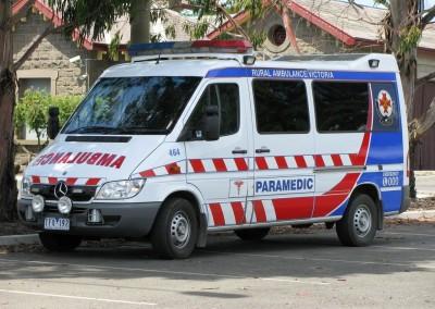 Ambulance Victoria flickr Andrew Culverston