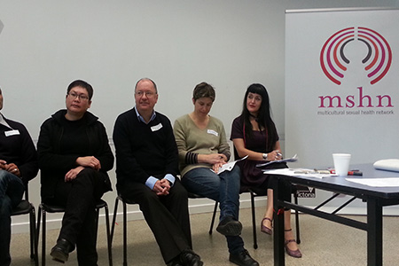 2013 – Launching the Multicultural Sexual Health Network